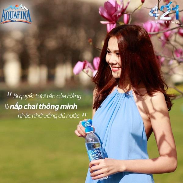 nước chai Aquafina