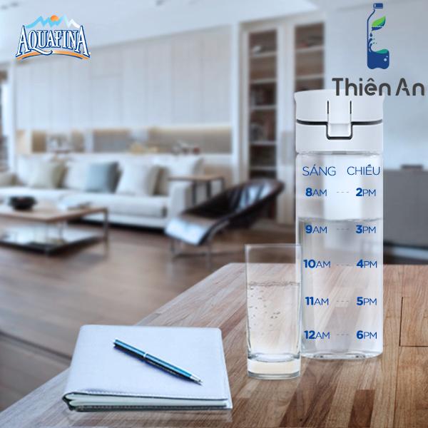 đại lý nước tinh khiết Aquafina tại tphcm